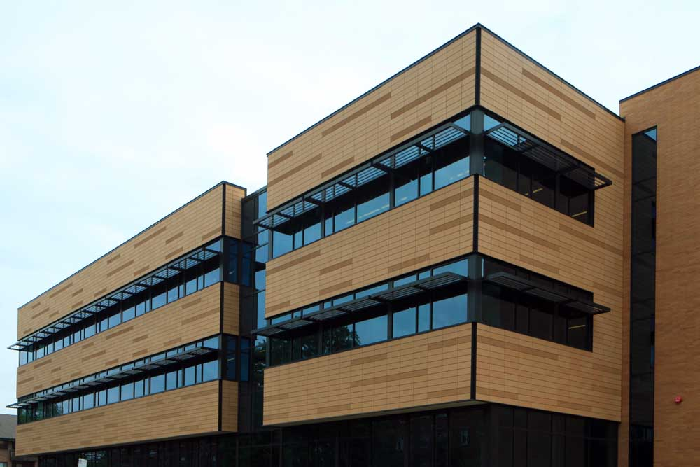 Stuckey Facade Systems - North Park University