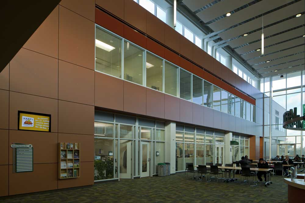Stuckey Facade Systems - College of Dupage